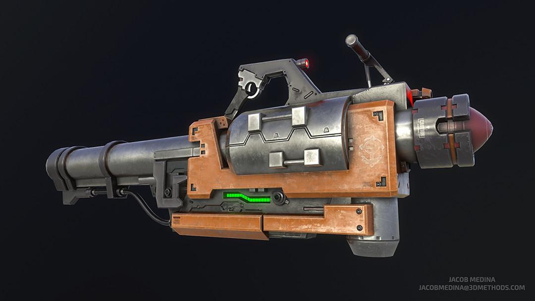 Exteel Launcher - 3D Methods